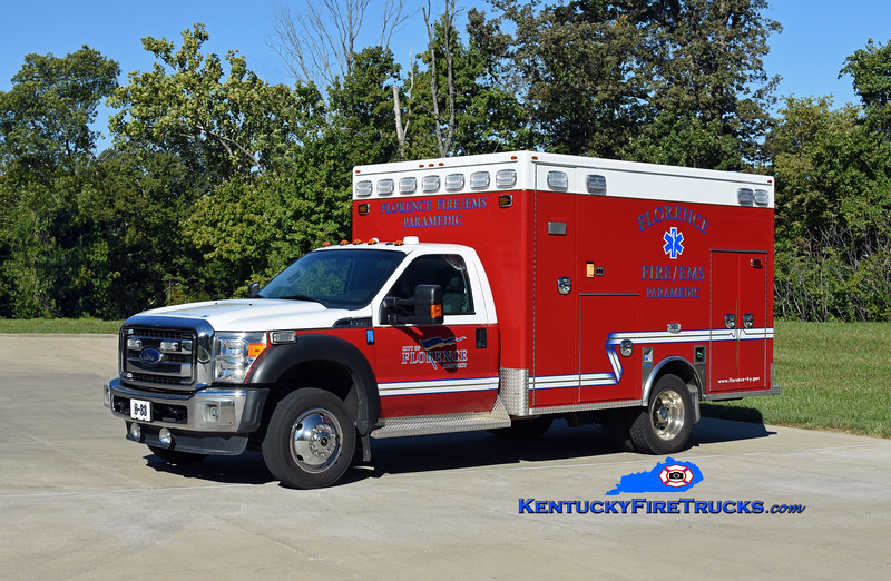 Florence Squad 33<br /> 2014 Ford F-450 4x4/McCoy Miller<br /> Kent Parrish photo