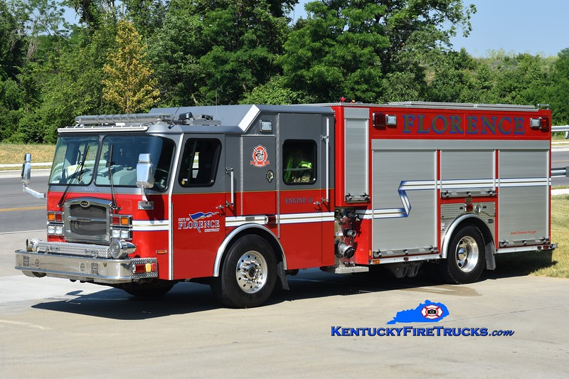 Florence Engine 31<br /> x-Engine 101<br /> 2015 E-One Typhoon eMAX 1500/500/30<br /> Greg Stapleton photo