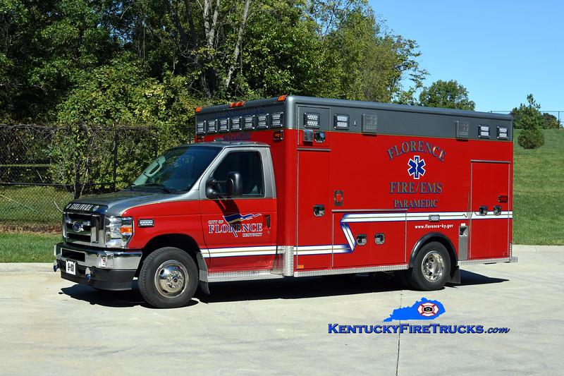 Florence Squad 33<br /> 2021 Ford E-450/Horton <br /> Kent Parrish photo
