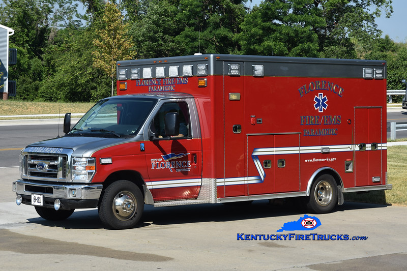 Florence Squad 31<br /> 2015 Ford E-450/McCoy Miller<br /> Greg Stapleton photo