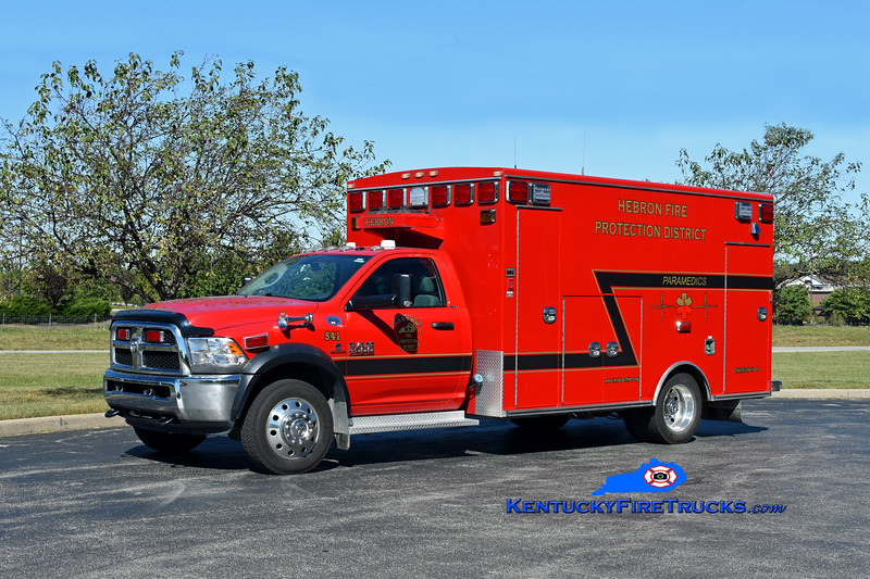 Hebron Squad 41 <br /> 2015 Dodge Ram 4500 4x4/Braun<br /> Kent Parrish photo