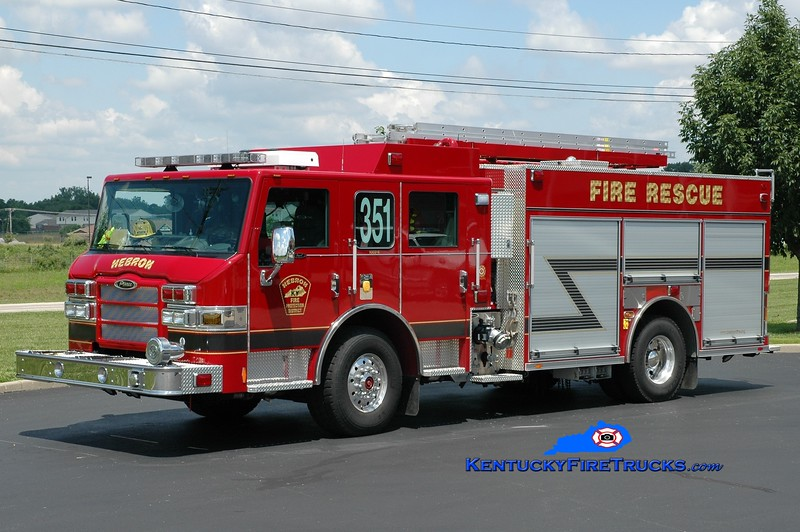 REASSIGNED <br /> Hebron Engine 351  <br /> 2010 Pierce Impel PUC 1500/750/CAFS-30 <br /> Greg Stapleton photo