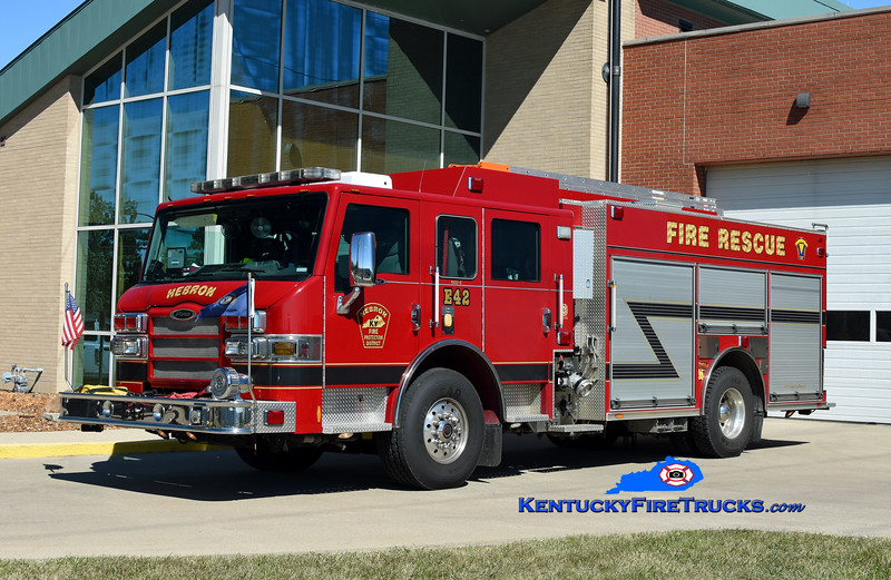 Hebron Engine 42<br /> x-Engine 351  <br /> 2010 Pierce Impel PUC 1500/750/CAFS-30 <br /> Kent Parrish photo