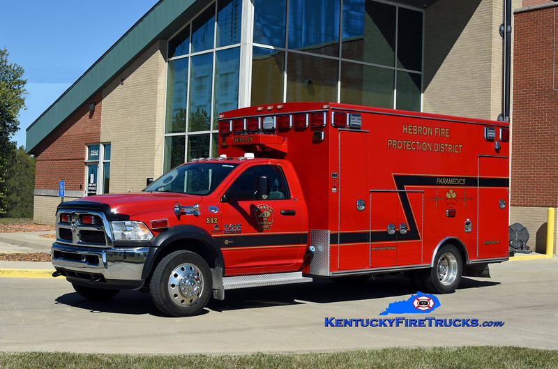Hebron Squad 42 <br /> 2015 Dodge Ram 4500 4x4/Braun<br /> Kent Parrish photo