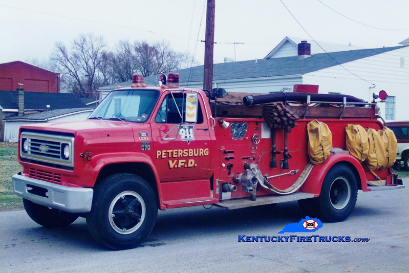 <center> RETIRED <br> Petersburg  Engine 1201 <br> 1979 Chevy/1954 Mack/Local 750/1000 <br> Greg Stapleton photo </center>