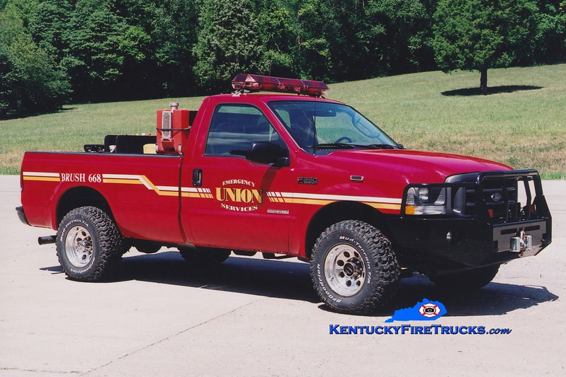 <center> Burlington  Brush 668 <br> 2003 Ford F-350 4x4/FD 250/250 <br> Greg Stapleton photo </center>