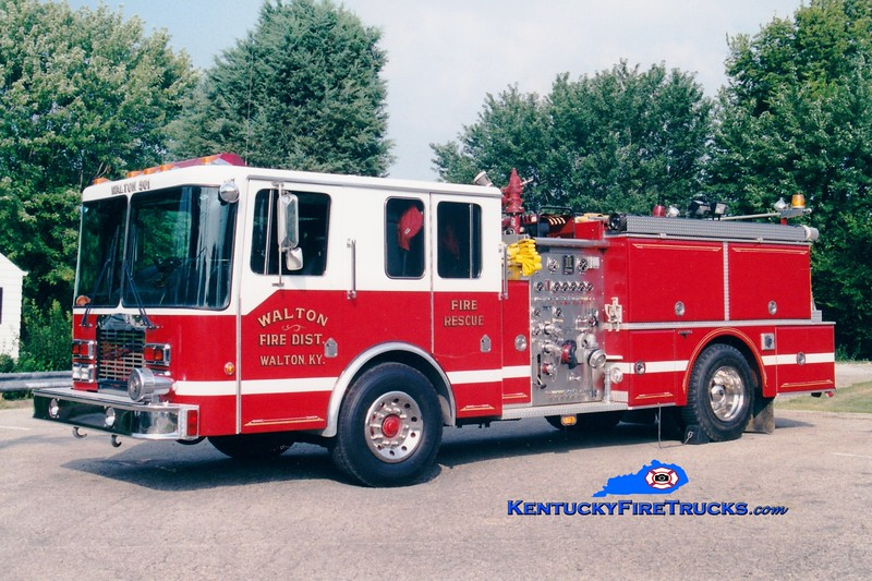 <center> Walton  Engine 304 <br> 1991 HME/Grumman Panther II 1250/750  <br> Greg Stapleton photo </center>