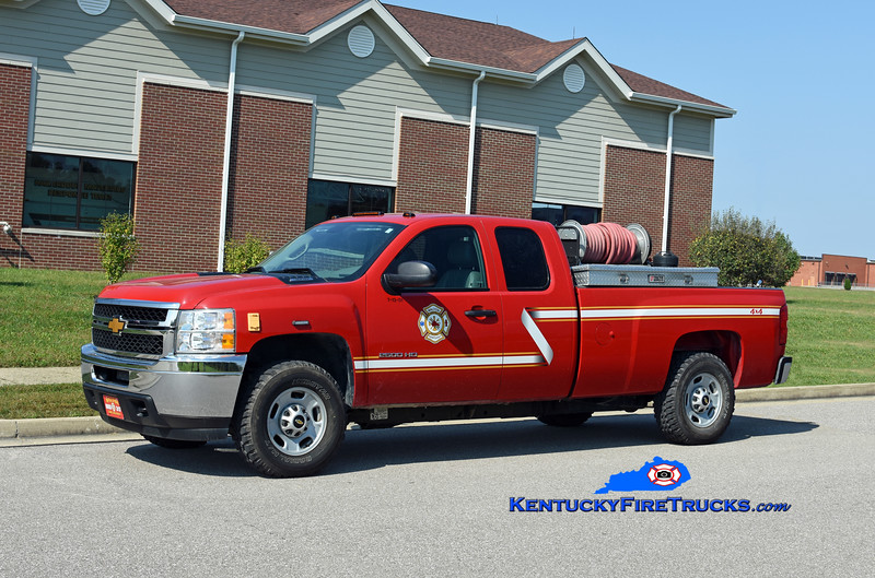 Walton  Brush 317<br /> 2013 Chevy 2500 4x4 250/200<br /> Kent Parrish photo