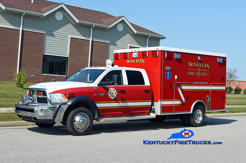 Walton  Squad 313<br /> 2013 Dodge 4500 4x4/McCoy Miller<br /> Kent Parrish photo