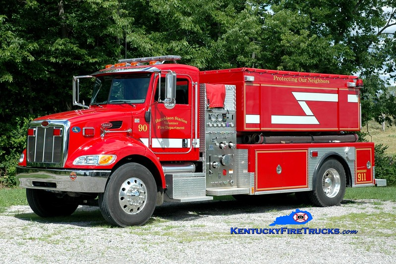 <center> Hutchison Station  Tanker 90 <br> 2008 Peterbilt/Freedom Fire 1000/2000 <br> Greg Stapleton photo </center>