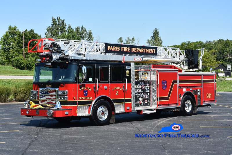 Paris  Ladder 2<br /> 2019 Pierce Enforcer 2000/500/75' <br /> Greg Stapleton photo