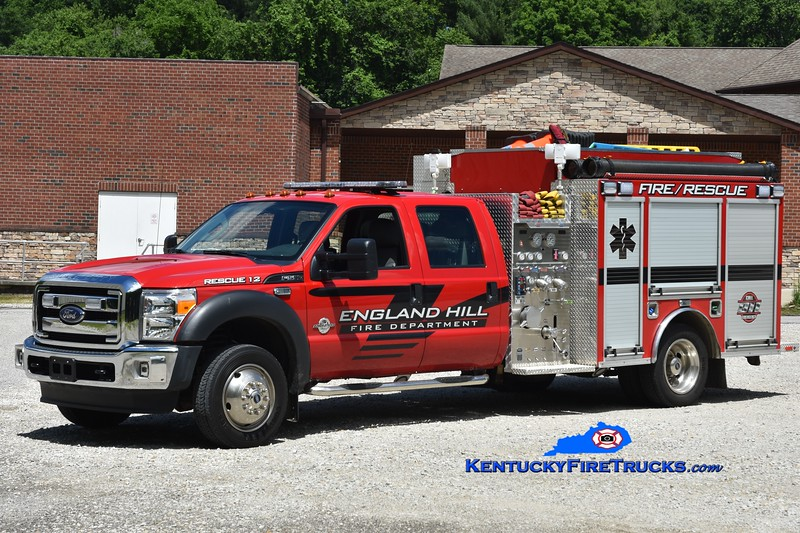 England Hill Rescue 12<br /> 2014 Ford F-550 4x4/Southeast 1000/300<br /> Greg Stapleton photo