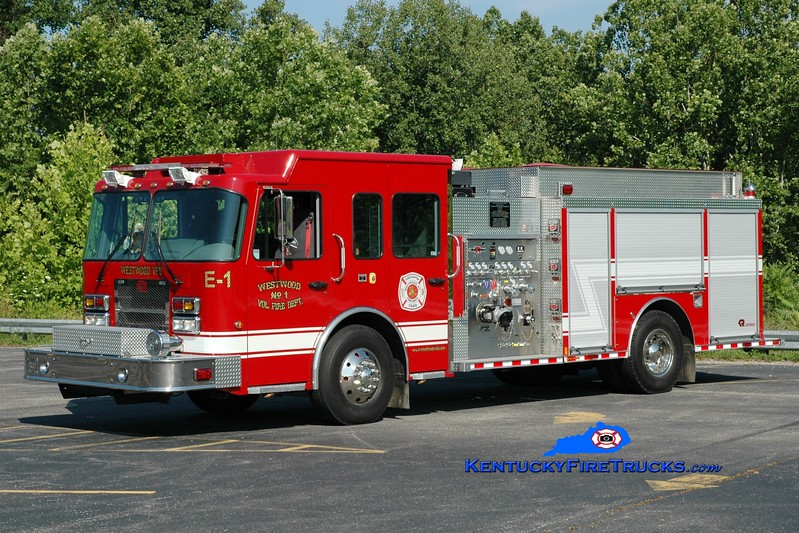 <center> Westwood  Engine 1 <br> 2009 Spartan Metro Star/Rosenbauer-Central 1250/1000 <br> Greg Stapleton photo <br> </center>