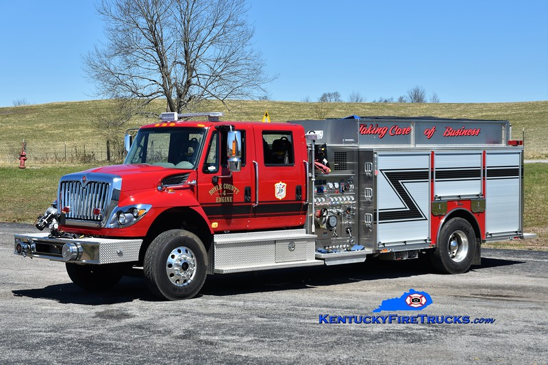 Boyle County Engine 4 <br /> 2015 International 7400/Toyne 1500/1500/100 <br /> Greg Stapleton photo