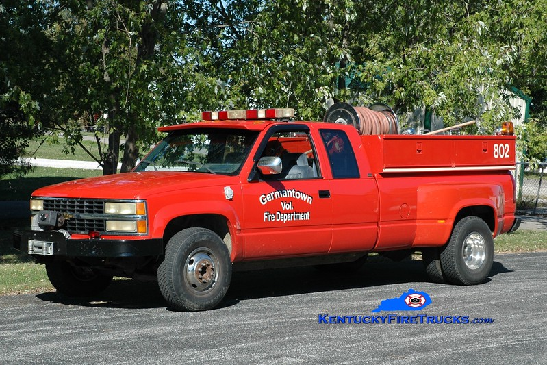 Germantown Brush 802<br /> 1992 Chevy 3500 4x4/2003 FD 150/300<br /> Greg Stapleton photo