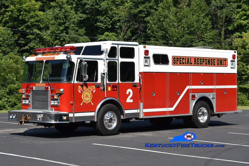 Jackson  Rescue 12<br /> x-Miller Place, NY <br /> 1994 Spartan/Marion <br /> Greg Stapleton photo