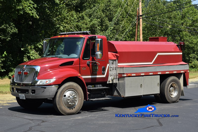 Van Cleve  Tanker 505<br /> 2002 International 4400/Goodhope 250/2000<br /> Greg Stapleton photo