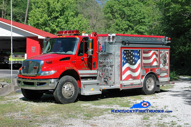 Wolf Coal  Engine 1<br /> 2009 International 4400/Wynn 1250/1500<br /> Greg Stapleton photo