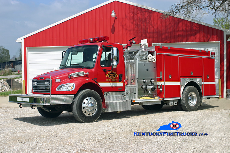 <center> Custer Area  Engine 1 <br> 2003 Freightliner M2-106/E-One 1250/1000 <br> Kent Parrish photo </center>
