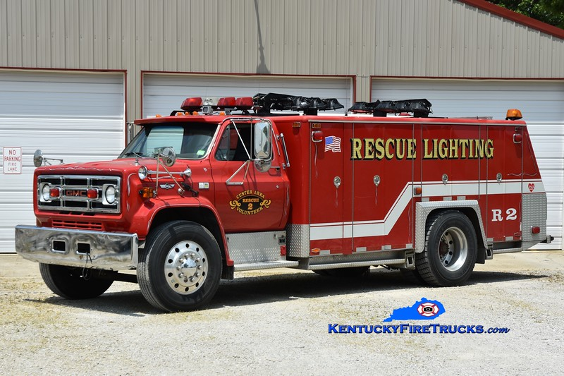 Custer Rescue 2<br /> x-Montville, CT; Science Hill, KY; & Flaherty, KY<br /> 1985 Chevy C70/Super-Vac<br /> Greg Stapleton photo