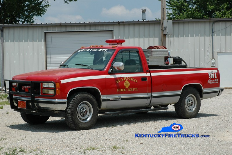 <center> Harned  Brush 13 <br> 1994 GMC 2500 4x4 250/250 <br> Greg Stapleton photo </center>