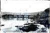 Міст через Дністер (Рипужинці-Добрівляни).  27 серпня 1917. Фотограф Володимир Оробець