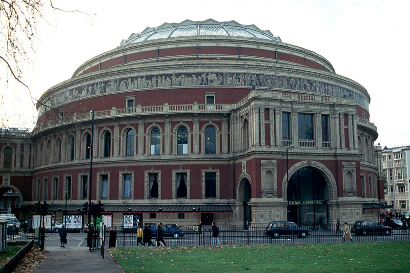Royal Albert Hall, London, Britain