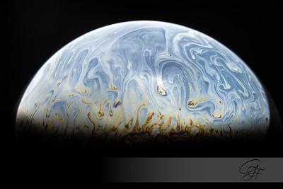 Earthrise Bubble