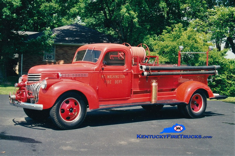 Mt Washington Antique<br /> 1941 Chevy/Local 400/200<br /> Greg Stapleton photo
