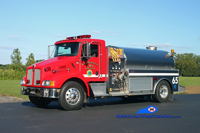 <center> Mt Washington  Tanker 3165 <br> 2008 Kenworth T-300/Bluegrass 500/2250 <br> Kent Parrish photo </center>