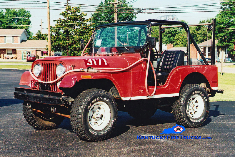 <center> RETIRED <br> Mt Washington  Brush 3171 <br> 1975 Jeep CJ 4x4/MWFD 50/50 <br> Greg Stapleton photo </center>