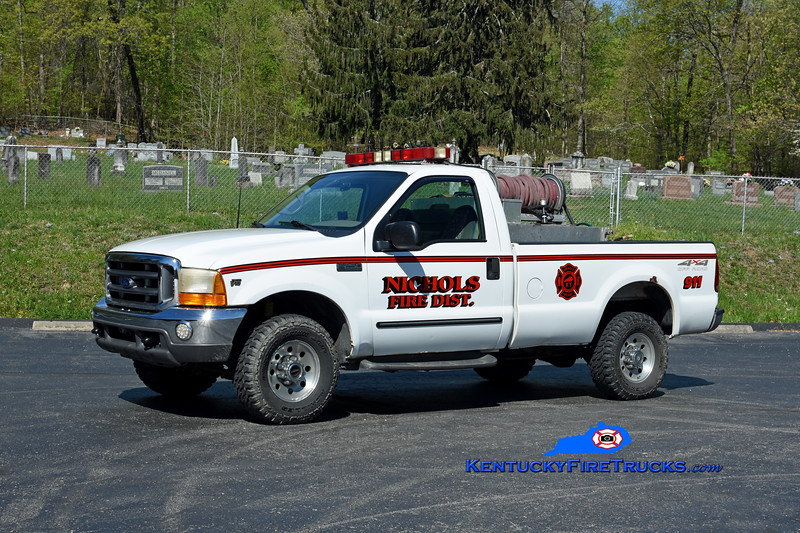 Nichols  Brush 4973<br /> 1999 Ford F-250 4x4/FD 125/200<br /> Kent Parrish photo
