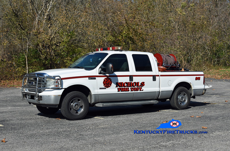 Nichols Brush 4971<br /> 2005 Ford F-250 4x4/FD 250/250<br /> Kent Parrish photo