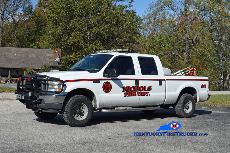 Nichols Brush 4972<br /> 2001 Ford F-250 4x4/FD 125/200<br /> Kent Parrish photo