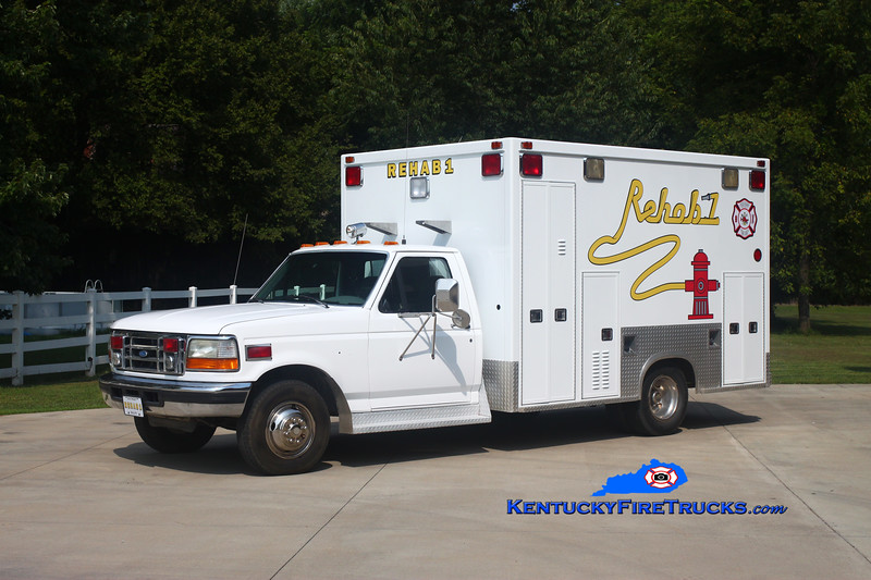 Southeast Bullitt Rehab 1<br /> 1997 Ford F-350/McCoy Miller<br /> Kent Parrish photo