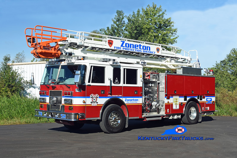 Zoneton TeleSqurt 8152 <br /> 1996 Pierce Saber 1500/500/65' TeleSqurt (2016 refurb)<br /> Kent Parrish photo