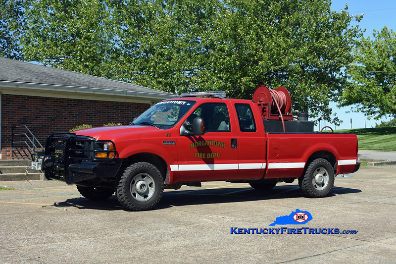 Morgantown  Brush 7<br /> 2005 Ford F-250 4x4/FD 250/250<br /> Kent Parrish photo