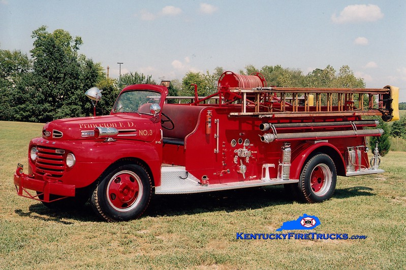 <center> Princeton Antique-Engine 3 <br> 1949 Ford/Central 500/500 <br> Greg Stapleton photo </center>