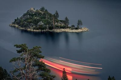 Lights on the Lake