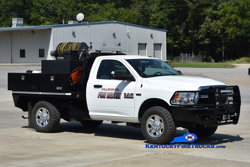 Calloway County Brush 6<br /> 2019 Dodge Ram 2500 4x4/Fast Attack 250/250<br /> Greg Stapleton photo