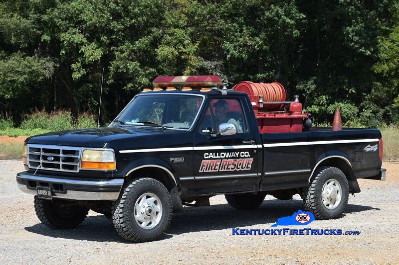 Calloway County Brush 11<br /> 1996 Ford F-250 4x4/American 50/200<br /> Greg Stapleton photo