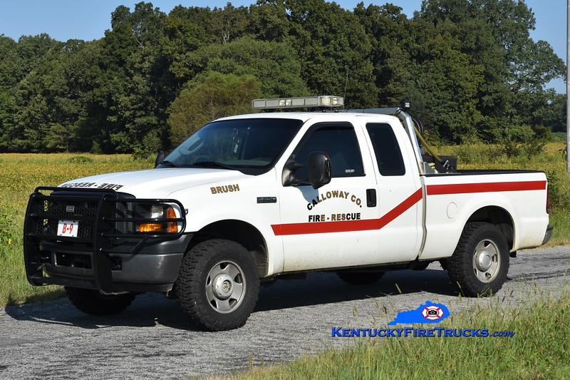 Calloway County Brush 9<br /> 2005 Ford F-250 4x4/Fast Attack 250/250<br /> Greg Stapleton photo