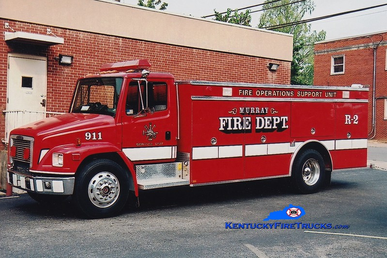 <center> Murray  Rescue 2 <br> 1995 Freightliner/Smeal  <br> Greg Stapleton photo </center>