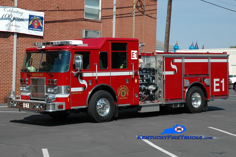 <center> Murray  Engine 1 <br> 2010 Pierce Contender 1500/500 <br> Greg Stapleton photo </center>