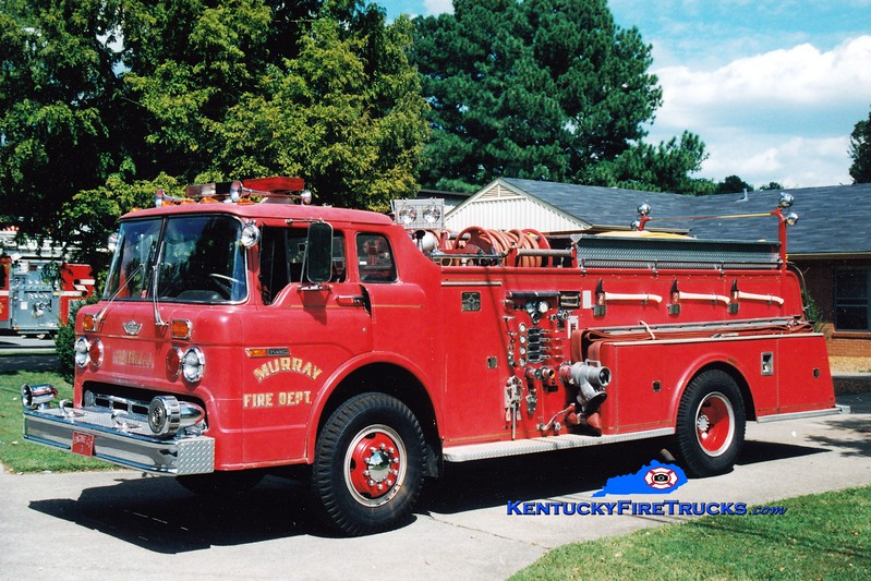 <center> RETIRED <br> Murray  x-Engine 3 <br> 1972 Ford C-900/American 1000/500 <br> Greg Stapleton photo </center>