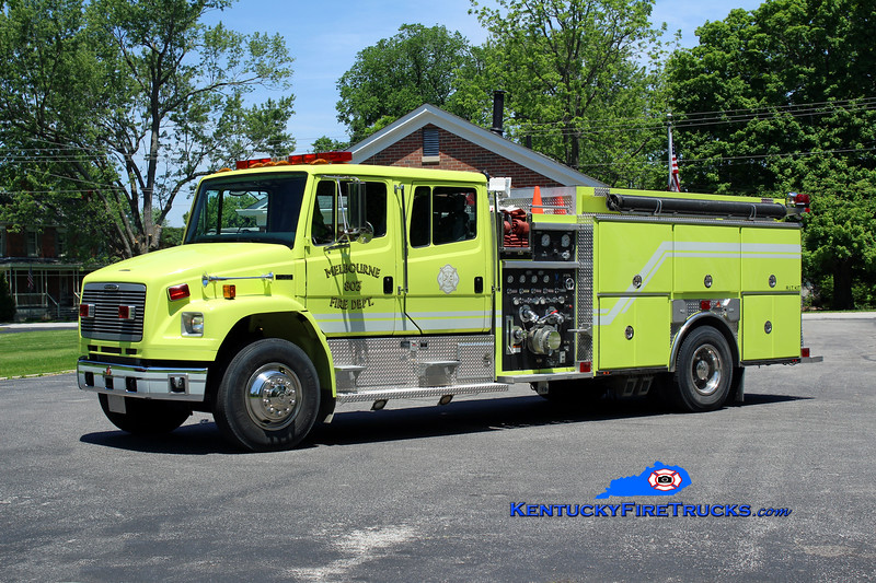 Melbourne  Engine 803<br /> 2000 Freightliner FL80/Ferrara 1250/1000<br /> Kent Parrish photo