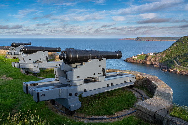 The Queen's Battery