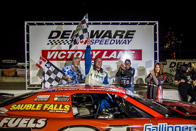 Delaware Speedway - OK Tire 100