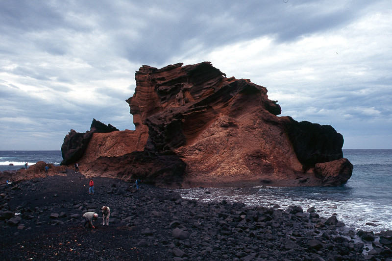 El Golfo, Lanzarote, Canary Islands