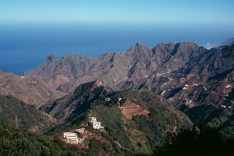 Anaga peninsula, Tenerife, Canary Islands